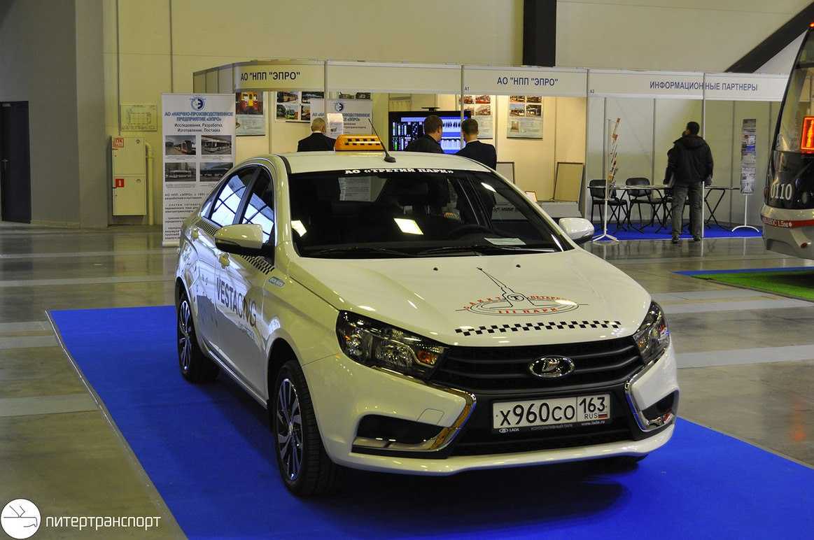 LADA Vesta CNG на форуме  «SmartTransport».